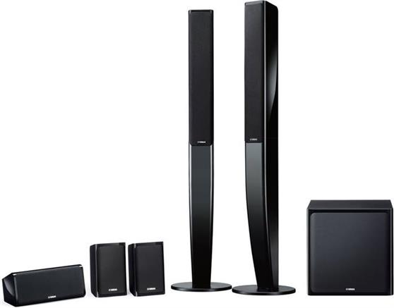 Σετ Ηχείων Home Cinema Yamaha NS-PA40 Black