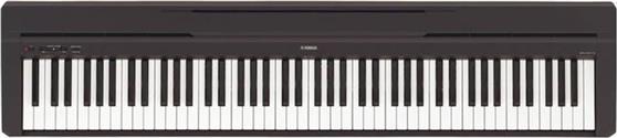Ηλεκτρικό ΠιάνοYamahaP-45 B Μαύρο