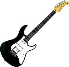 Yamaha PAC-112J Black