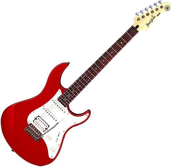 Ηλεκτρική ΚιθάραYamahaPAC-112J Red