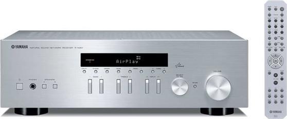 ΡαδιοενισχυτήςYamahaR-N301 Silver