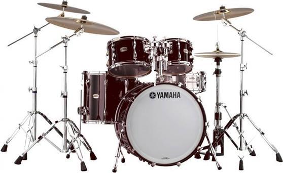 Ακουστικό Drum SetYamahaRecording Custom Rock Classic Walnut