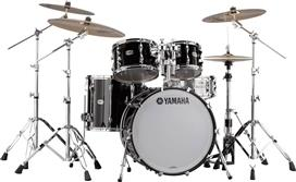Yamaha Recording Custom Rock Solid Black