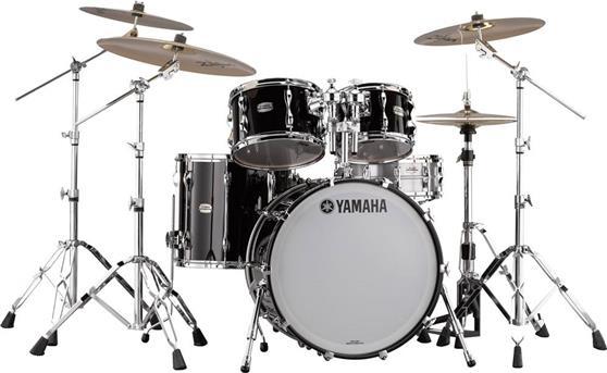 Ακουστικό Drum SetYamahaRecording Custom Rock Solid Black