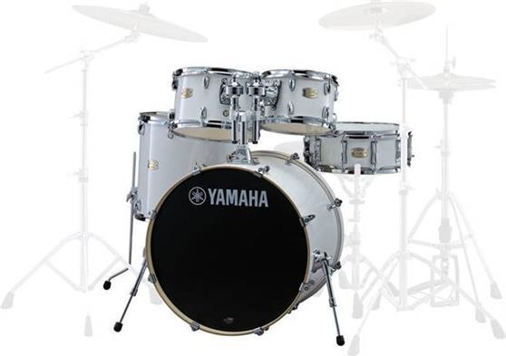 Ακουστικό Drum SetYamahaSBP-2F PWH Stage Custom