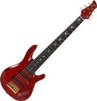 Yamaha TRB-JP II Translucent Dark Red