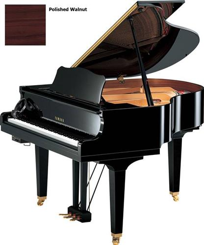 Silent ΠιάνοYamahaΥΑΜΑΗΑ GB1K SG2 Silent Καρυδιά Γυαλιστερή