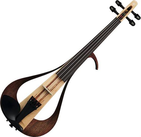 Silent ΈγχορδαYamahaYEV-104 Βιολί Silent Μαύρο