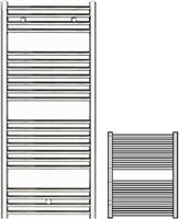 Zehnder Klaro ZSL-080-060 Λευκό