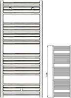 Zehnder Klaro ZSL-170-045 Λευκό