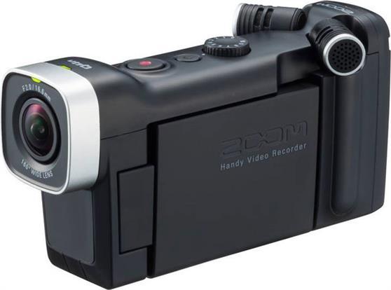 Φορητός Ψηφιακός ΕγγραφέαςZoomQ4N Audio Video Recorder