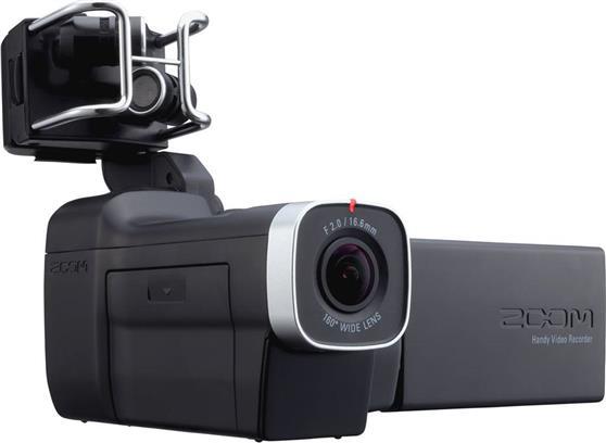 Φορητός Ψηφιακός ΕγγραφέαςZoomQ8 Audio Video