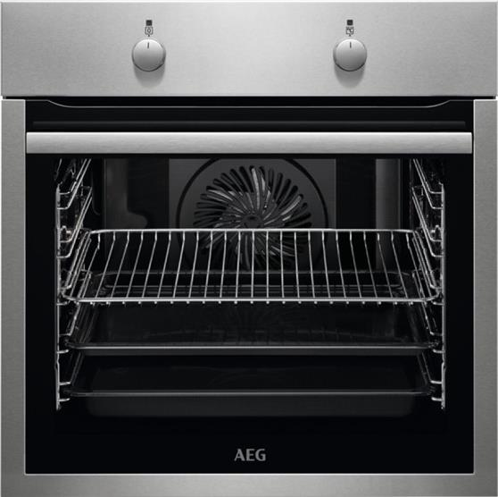 AEG BES230010M Inox Anti-fingerprint