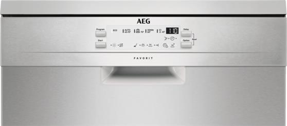 AEG FFB53630ZM Inox