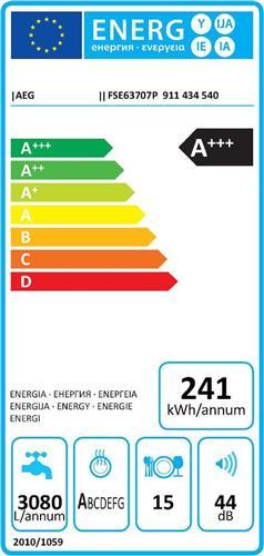 AEG FSE63707P