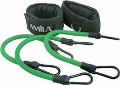 Amila 88175 Σετ Εκγύμνασης Ποδιών Μεσαίο