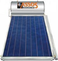 Assos SP 160M Glass Επιλεκτικός Τιτανίου Τριπλής Ενέργειας για Αντλία Θερμότητας