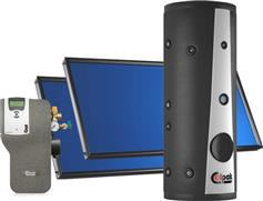 Calpak EP CL2-300 / 2xM4-260H Κεραμοσκεπής