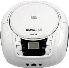 Crystal Audio BMBU2W White