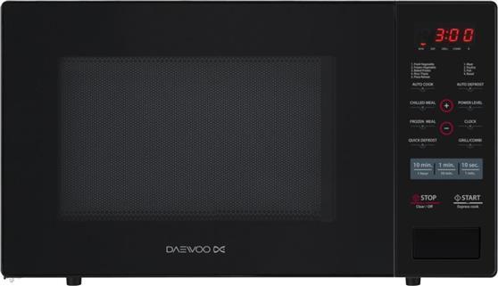 Daewoo KQG-9GPB 26lt Black
