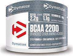 Dymatize BCAA 2200 200 caps
