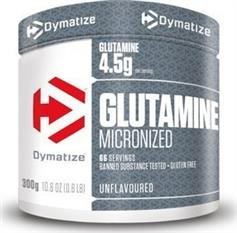 Dymatize Glutamine Micronized Powder 300gr