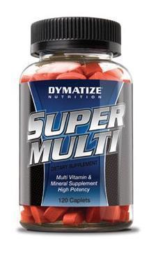 Dymatize Super Multi Vitamin 120ct