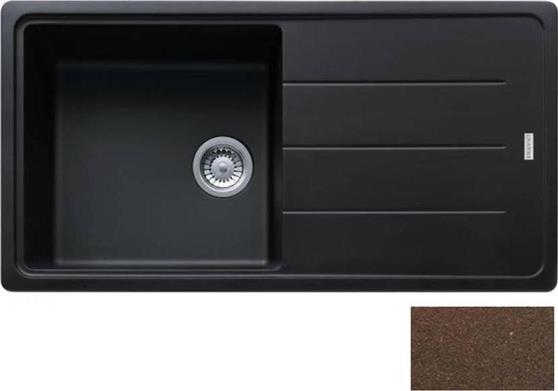 Franke Basis BFG 611-97 Dark Brown