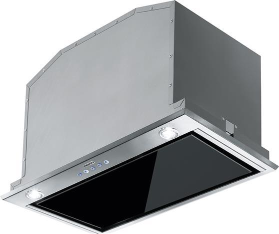 Franke Box Plus LED BOX 537 XS/BK Inox Μαύρο