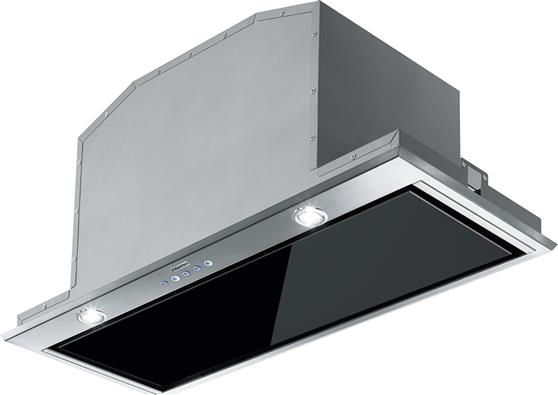 Franke Box Plus LED BOX 737 XS/BK Inox Μαύρο
