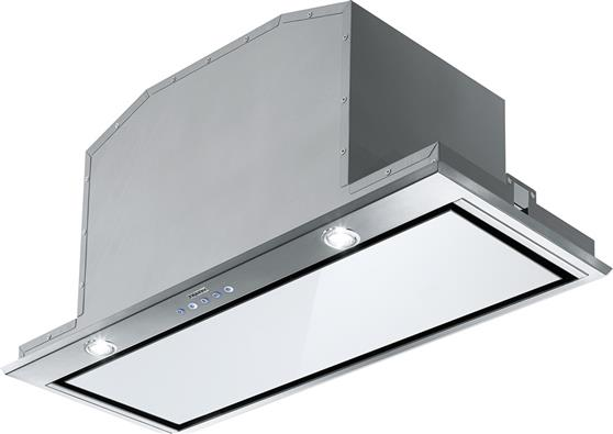 Franke Box Plus LED BOX 737 XS/WH Inox Λευκό