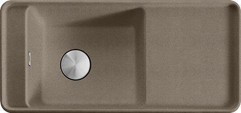 Franke Style SYG 611 Lunar Grey