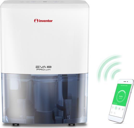 Inventor Eva Ion Pro EP3-WiFi16L με Wifi & Ιονιστή