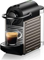 Krups Nespresso XN304TS Pixie Titanium & Δώρο κάψουλες Nespresso αξίας 30 ευρώ