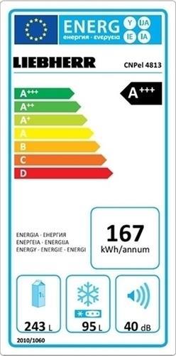Liebherr CNPEL 4813 Inox
