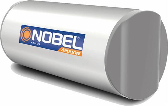 Nobel Apollon 160lt/2.0m² Glass Επιλεκτικός Τριπλής Ενέργειας Ταράτσας
