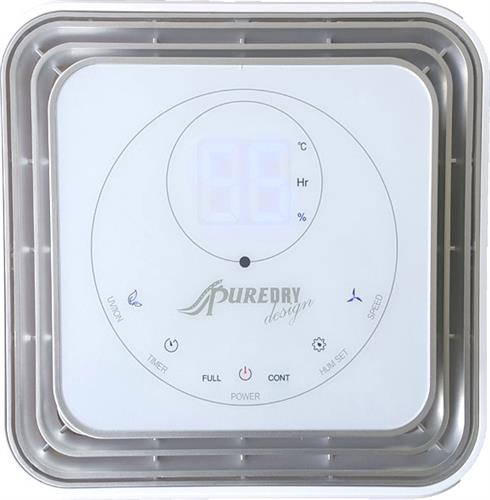 Puredry PD 12L Design Low Energy