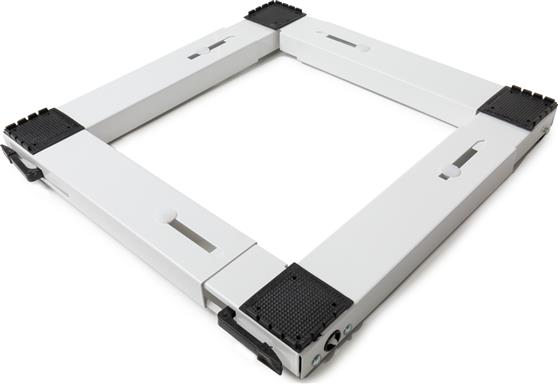 Roller Βάση Κουζίνας / Συσκευών Τροχήλατη Λευκή