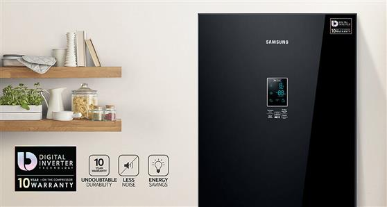 Samsung RB37K63632C Black