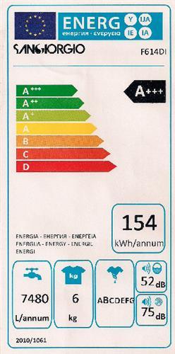 Sangiorgio F6 14DI Slim