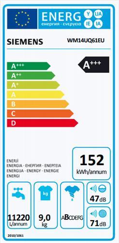 Siemens WM14UQ61EU