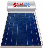 Solarnet SOL 160 Glass Επιλεκτικός Τιτανίου Τριπλής Ενέργειας