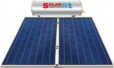 Solarnet SOL 200E Glass Επιλεκτικός Τιτανίου Διπλής Ενέργειας