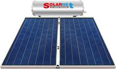 Solarnet SOL 200E Glass Επιλεκτικός Τιτανίου Τριπλής Ενέργειας