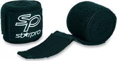 Starpro BB 600 Ελαστικός Επίδεσμος Καρπού/Χεριού Μαύρος