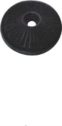 Teka H.719 Φίλτρο Ενεργού Ανθρακα Στρόγγυλο 2τμχ